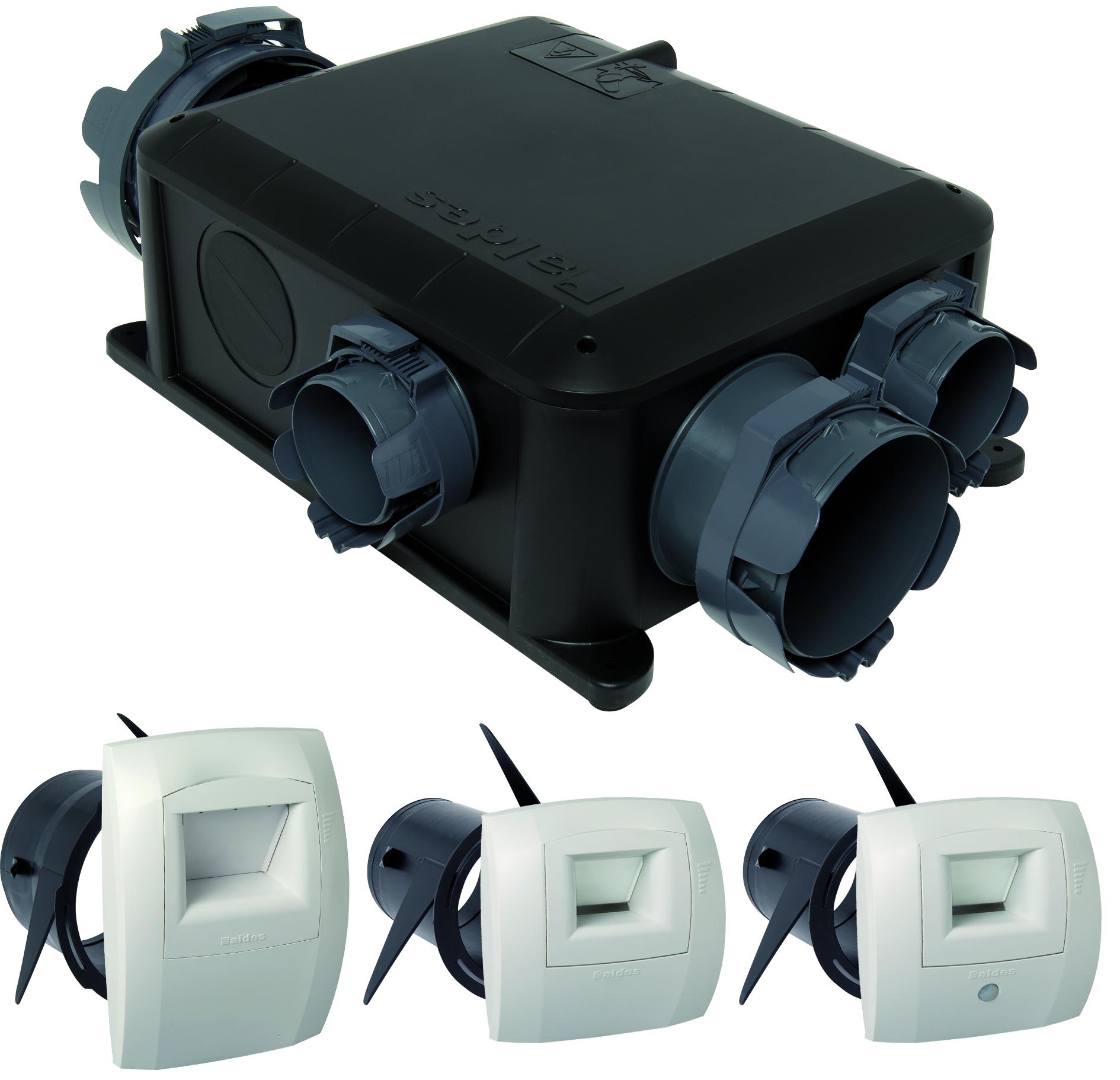 Compact microwatt Aldes