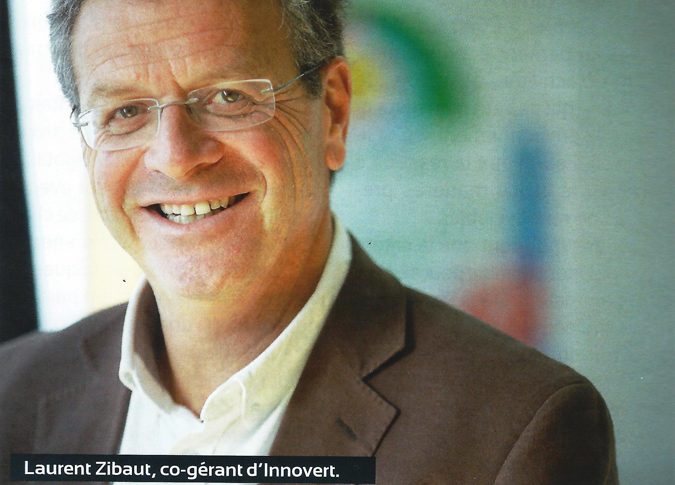 Laurent Zibaut Innovert