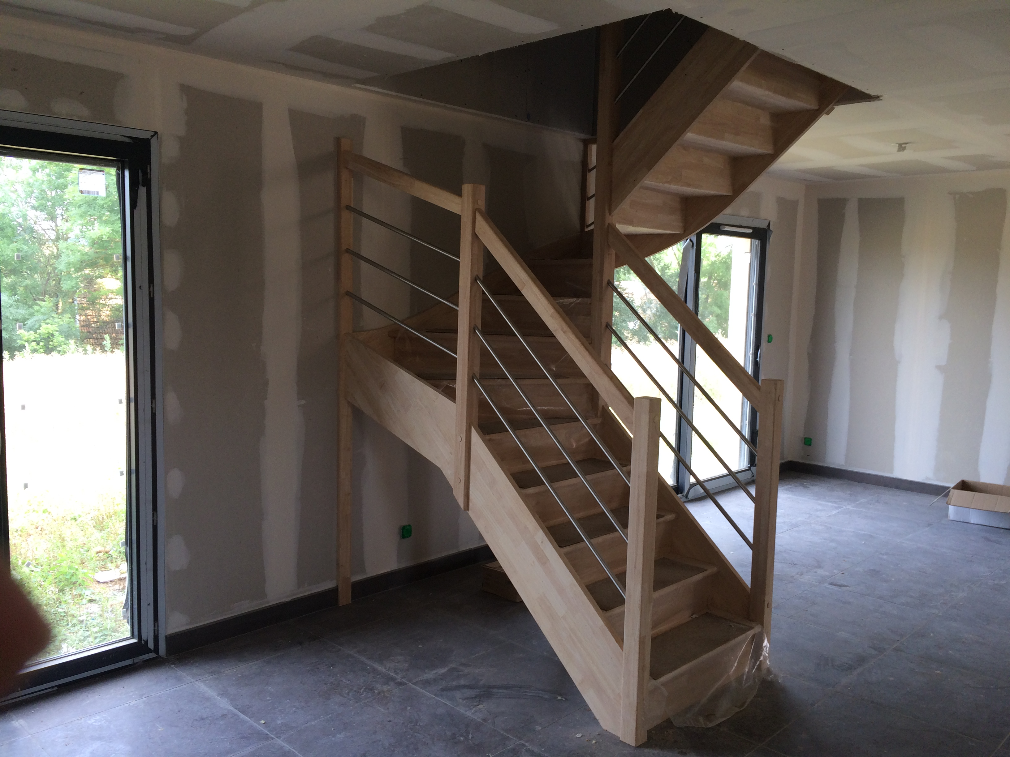 escalier villers aux noeuds