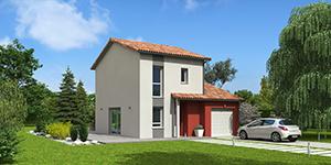 La maison ossature bois natilia tait dans capital sur m6 for Maison container reportage m6