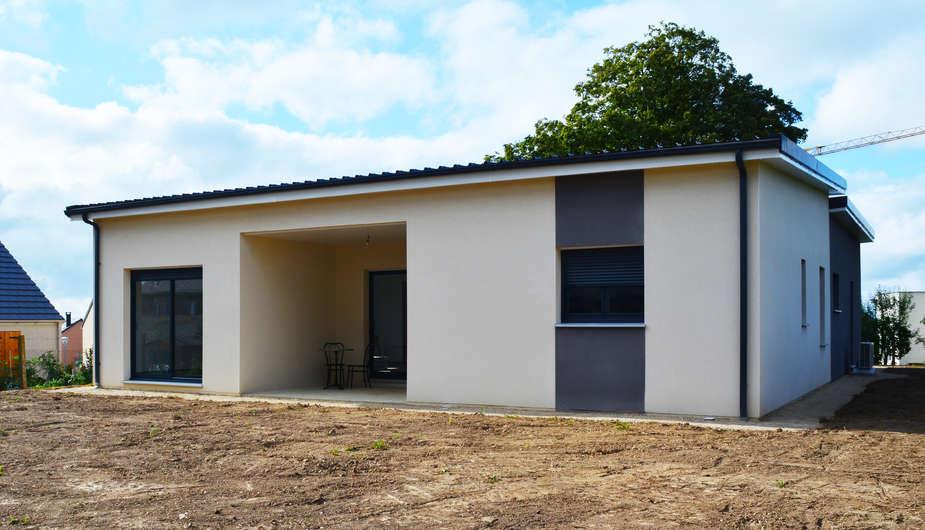Natilia rodez natilia modle natizen duune superficie de for Garage annexe maison