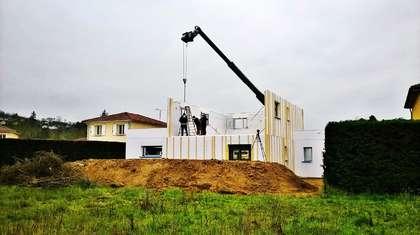 suivez le chantier de construction de la premi re maison positive natilia. Black Bedroom Furniture Sets. Home Design Ideas