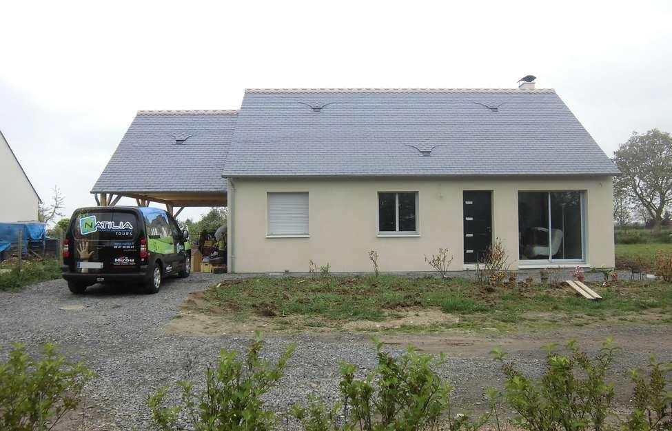 Construction maison champcueil 91750 sur le partenaire for Construction maison simulation