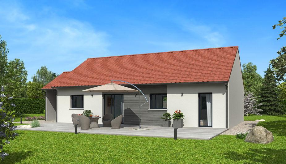 Trouver une maison ossature bois pr s de natilia amiens for Constructeur maison contemporaine picardie