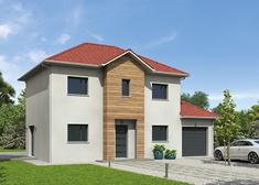 maison ossature bois natiline tp01hr natilia