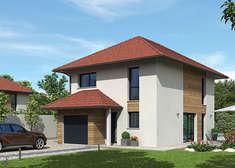 maison ossature bois natirane a 4pans vue1 natilia