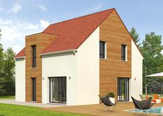 maison ossature bois nativeo lucarne rouge vue2 natilia 1