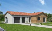 plan maison bois mod le natilys 4 pans terre de soleil natilia. Black Bedroom Furniture Sets. Home Design Ideas