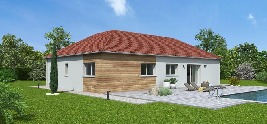 natilys 6 pans plates rouge mod le de maison en bois natilia. Black Bedroom Furniture Sets. Home Design Ideas