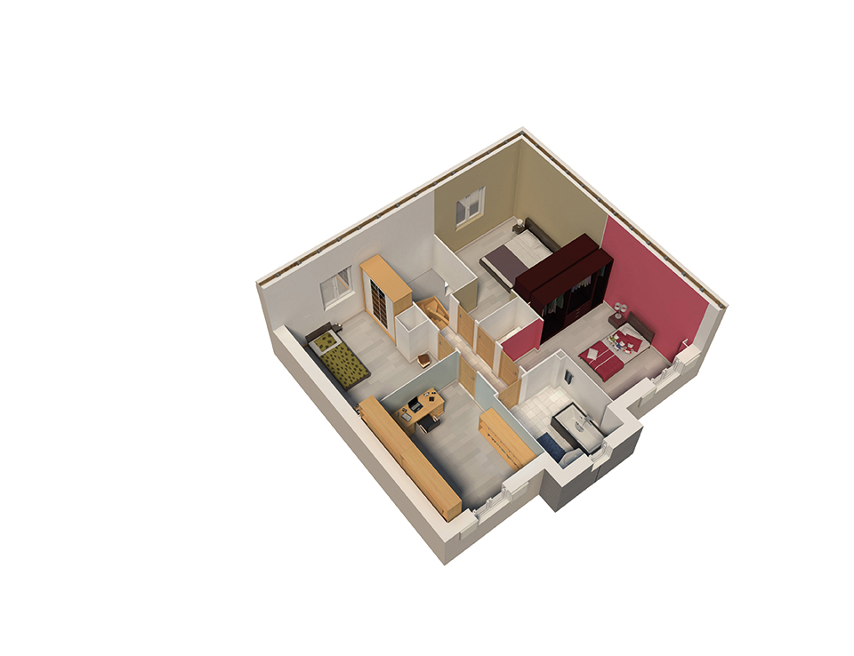maison ossature bois plan natilineb95 r 1 natilia 1