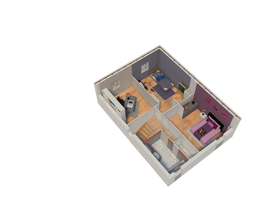 maison ossature bois plan natifae r 1 natilia 2