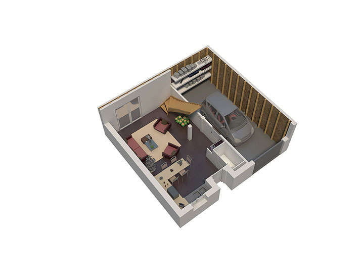 maison ossature bois plan natiming 4chrdc natilia 4