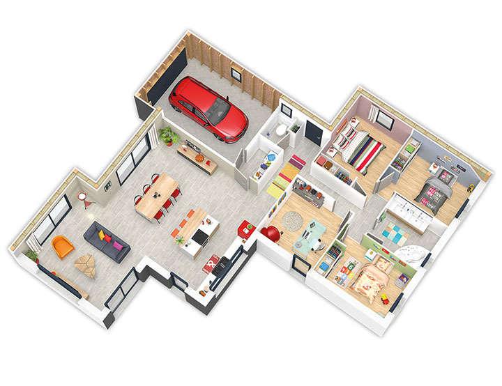 maison ossature bois plan natimix inter natilia 2