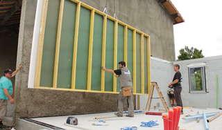 Les avantages des constructions en ossature bois