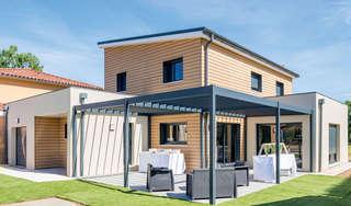 Natilia inaugure sa première maison à énergie positive