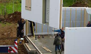 Découvrez la rapidité de construction des maisons Natilia