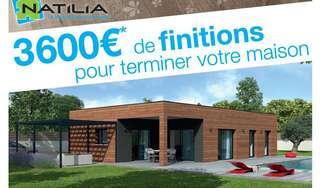 Votre maison ossature bois et 3600€ de finitions offertes*