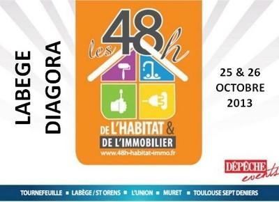 logo 48 heures habitat lab ge 1