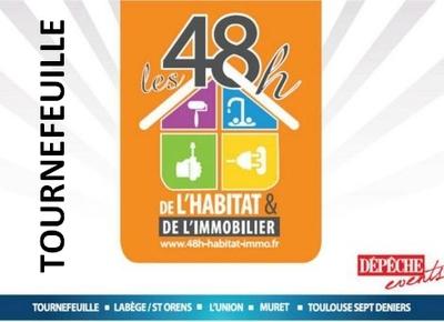 logo 48 heures habitat tournefeuille 1