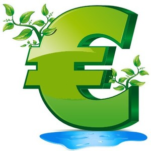 logo euro vert