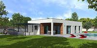 maison bois contemporaine natisoon natilia